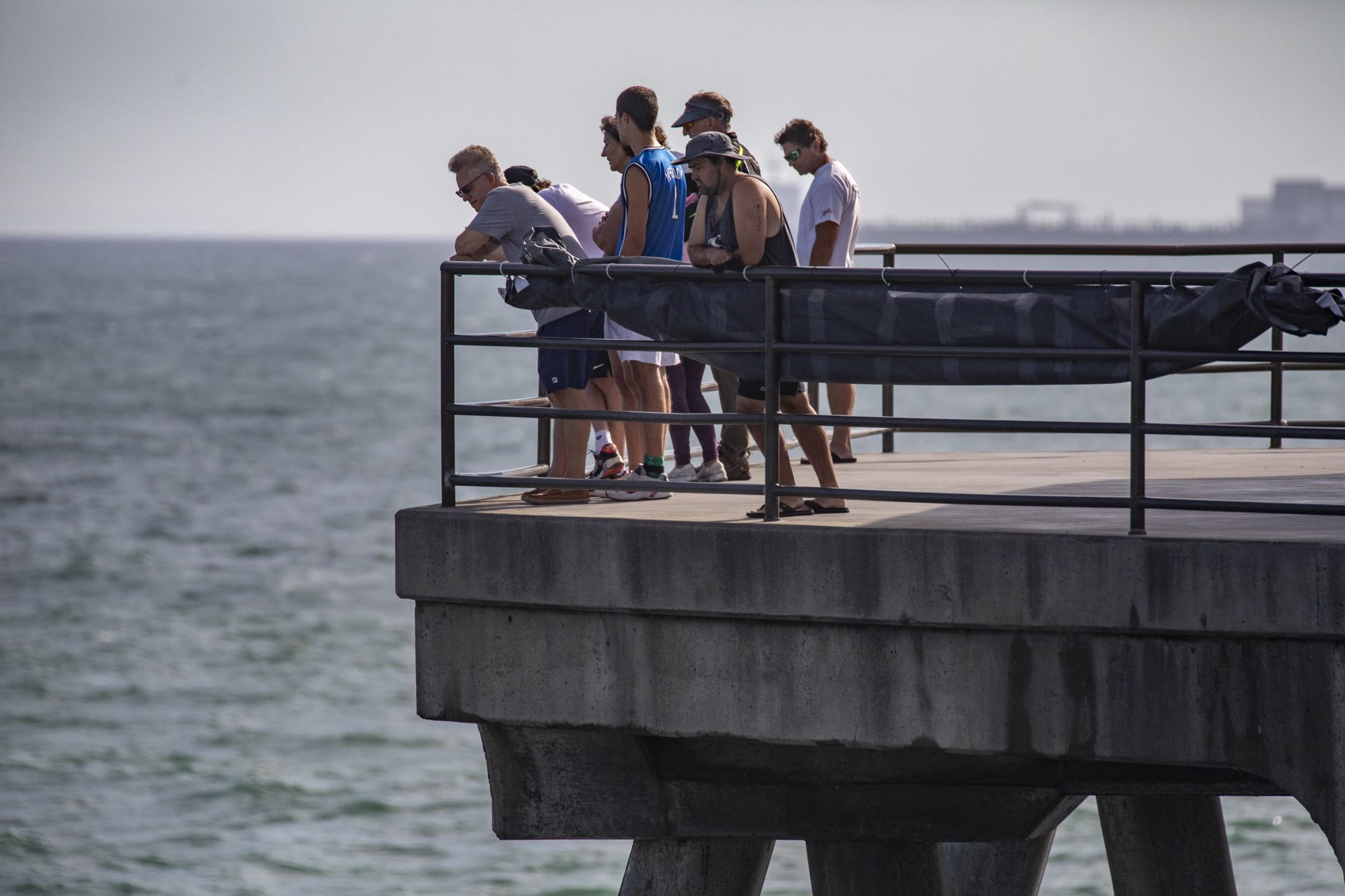 us open john fredricks pier