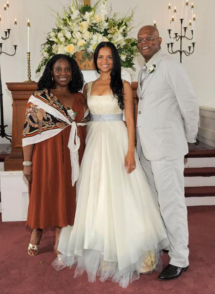Victoria Rowells Wedding 171 Media Outrage