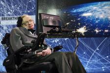 Stephen Hawking, legendary physicist, dead at 76
