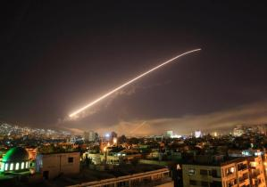 Trump orders U.S. missile strikes on Syria after chemical attack