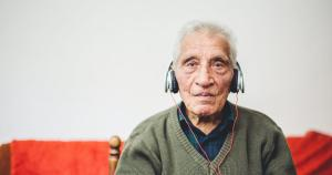 Music treatment may ease anxiety, depression in dementia patients
