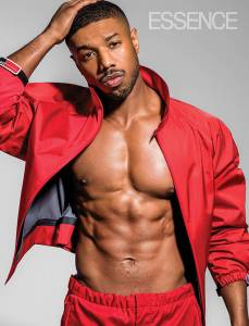 Michael B. Jordan Calls Out the Real Hero Behind His Shirtless Essence Cover