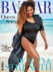 Why Serena Williams No Longer Wants to Be a Size 4