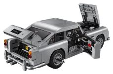 LEGO Is Making a James Bond Aston Martin DB5 Complete with Tire Slashers and Ejector Seat
