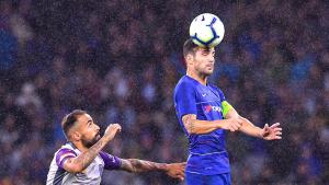 Chelsea v Perth Glory: Winners and Losers