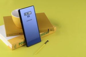 The Samsung Galaxy Note9 Is the Phone That Can Do Everything