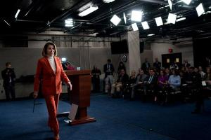 Pelosi Faces Another Internal Threat to Her Leadership, This Time Over Partisan Gridlock