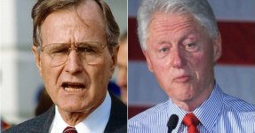 A Letter That George H.W. Bush Wrote To Bill Clinton Is Going Viral Again