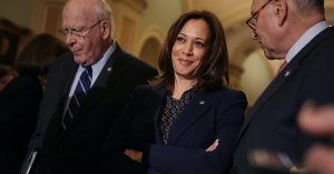 Kamala Harris To Decide On 2020 White House Run 'Over The Holiday'