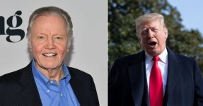 Jon Voight Appears Game To Be Trump's Chief Of Staff, And Hilarity Ensues