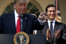 Trump Considering Son-In-Law Jared Kushner For Next Chief Of Staff