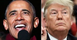 Obama Photographer Taunts 'Nut Job' Donald Trump With Sweet Holiday Throwback Snaps
