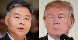 Rep. Ted Lieu Slams Trump: 'We Are Not Going To Build This Stupid Vanity Wall'