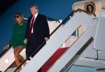 Twitter Briefly Thought Melania Trump Went Pantsless
