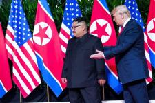 Trump to Meet With Kim Jong-un, Despite North Korea's Lapses, Bolton Says