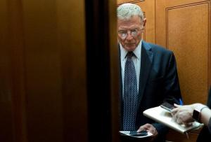 James Inhofe Under Fire Over Purchase of Raytheon Stock