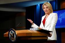 Trump Is Expected to Name Heather Nauert, State Dept. Spokeswoman, to U.N. Post