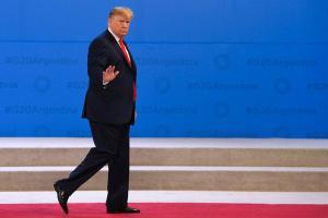 Trump Offers Praise for Bush Despite History of Animosity