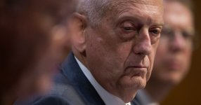 Trump Says Mattis Resignation Was 'Essentially' a Firing