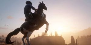 The Only Part of 'Red Dead Redemption 2' That Matters Is My Horse