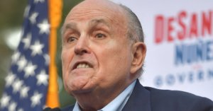 Rudy Giuliani Roasted Over Bonkers Late-Night Twitter Rant About Witches