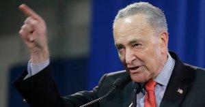 Senate Democrats Play Hardball In Government Shutdown Fight