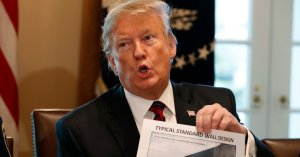 Donald Trump Comes Up With Strange New Name For His Proposed Border Wall