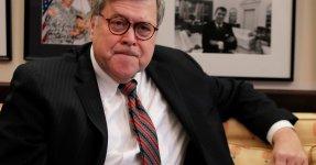 Trump Attorney General Nominee William Barr Pledges 'Transparency' On Mueller Probe