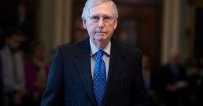 Senate GOP Blocks Bid To Enforce Sanctions On Putin Ally