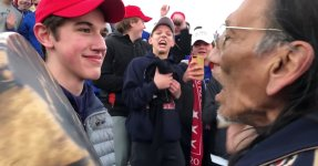 House Intelligence Committee Looking Into Tweet About Viral MAGA Hat Teen Video