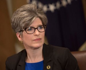 Sen. Joni Ernst Says She Was Raped In College