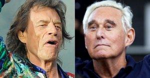 Barack Obama's Photographer Trolls Roger Stone With Rolling Stones Lyrics