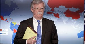 John Bolton's Notes Indicate U.S. Troop Deployment An Option On Venezuela