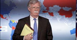 John Bolton's Notes Indicate U.S. Troop Deployment An Option On Venezuela