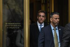 Michael Cohen Indefinitely Postpones Testimony to Congress, Citing Fears of Family's Safety