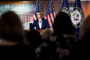 Pelosi Delays Trip and Aides Accuse Trump Administration of Leaking Travel Plans