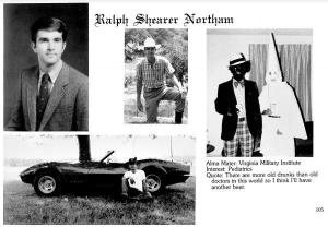 Ralph Northam, Virginia Governor, Admits He Was in Photo Showing Men in Blackface and K.K.K. Attire