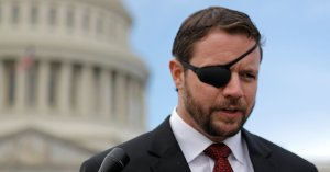 GOP Rep. Dan Crenshaw Scorched After Mansplaining Border Security To Expert