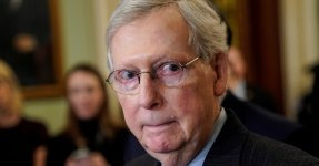 McConnell Reportedly Warns Trump Off Emergency Tactic Amid Possible GOP Revolt