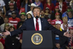 Trump Lied About Getting Special Permission From El Paso Fire Dept, Says Fire Dept