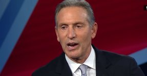 Howard Schultz Managed To Give The Exact Wrong Answer To A Question About Race