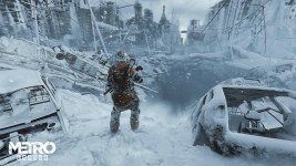 Escape from a Post-Apocalyptic Wasteland in Metro Exodus, Available Now on Xbox One