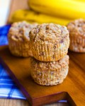 Banana Muffins (The Best EASY Recipe!)