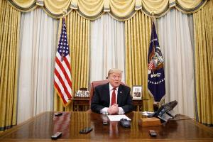 White House Memo: What Do You Learn About Trump in an 85-Minute Interview?