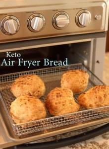 Air Fryer Bread