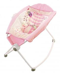 Fisher-Price warns its Rock 'n Play Sleeper linked to 10 infant deaths