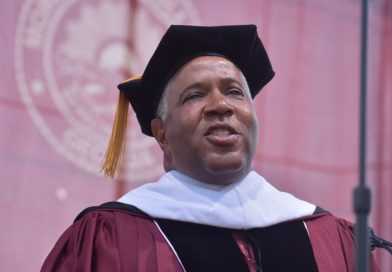 Billionaire Robert F. Smith Vows To Pay Morehouse Class Of 2019's Student Loan Debt