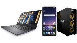 ET Deals: LG G8 ThinQ $499, Overpowered Core i7 Gaming Desktop $699, Dell Vostro Quad-Core IPS Laptop $599
