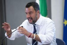 Italy's Salvini pushes for a new election over deadlocks