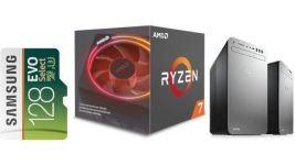 ET Deals: AMD Ryzen 7 2700X $199, Samsung Evo 128GB MicroSDXC $19, Dell XPS Intel Core i9-9900 Desktop $854